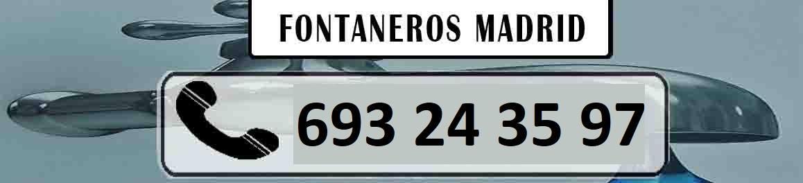 Fontaneros San Fernando de Henares Urgentes